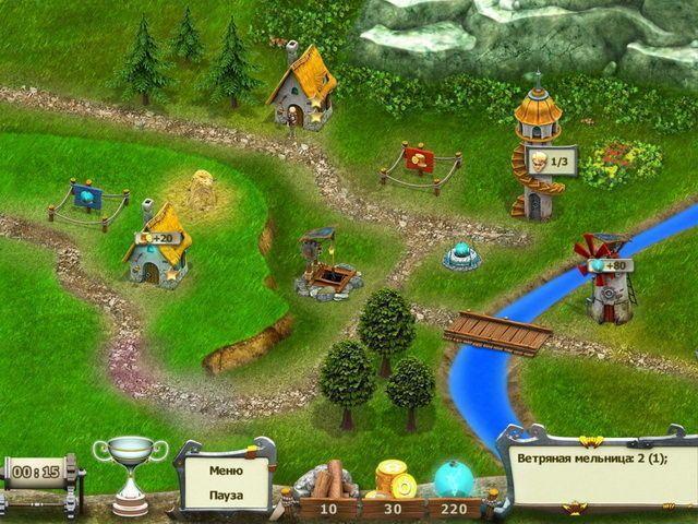 Скрин 2 из игры Эпоха приключений. Средневековый киногерой