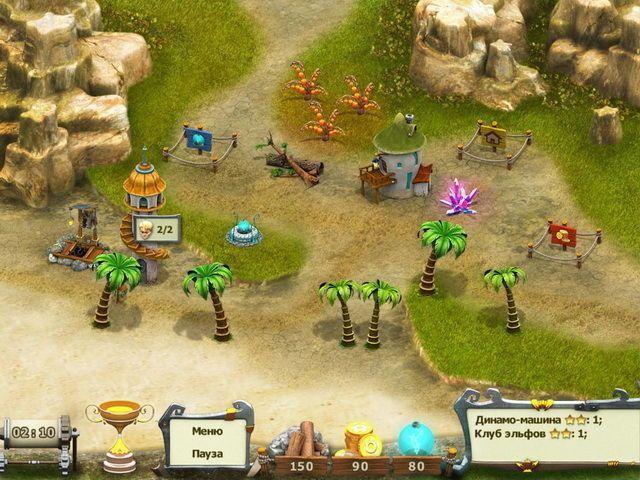 Скрин 3 из игры Эпоха приключений. Средневековый киногерой