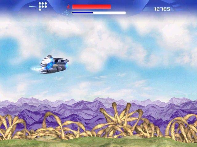 Фрагменты из игры