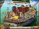 Скриншот мини игры Тайна Немо. Наутилус